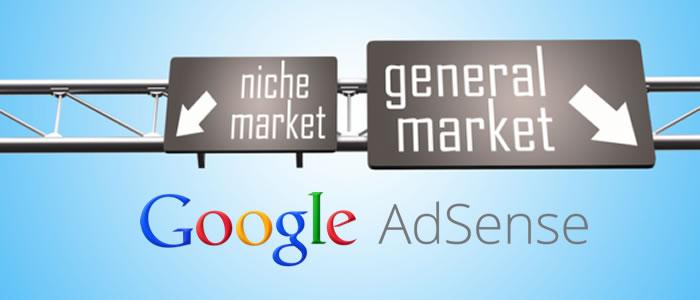 Veja como escolher os melhores nichos para AdSense